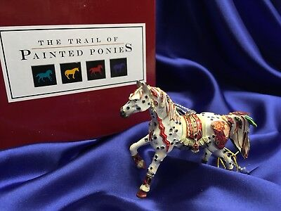 """The Trail of Painted Ponies """"Copper Enchantment 2007 #12244 Christmas  ornament"""