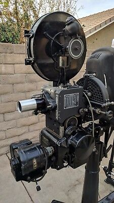 Simplex Projector Early Simplex 35mm Movie Cinema Theater Film Projector