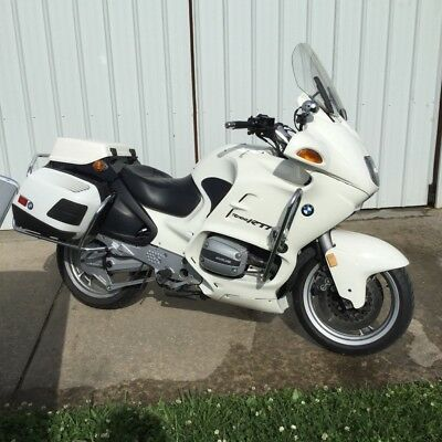 1998 BMW R-Series  1998 BMW R1100RTP  MotorCycle.  Police Bike, Very Rare