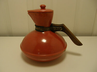 Authentic Catalina Island Pottery Carafe #107