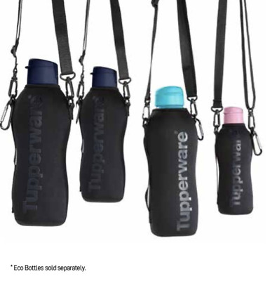 Tupperware Active Carriers Drink Bottle Holder Pick Your Size 500ml, 1 or 2 L