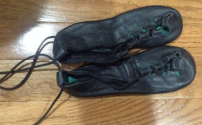 Irish Dance Shoes - Soft - Size 1