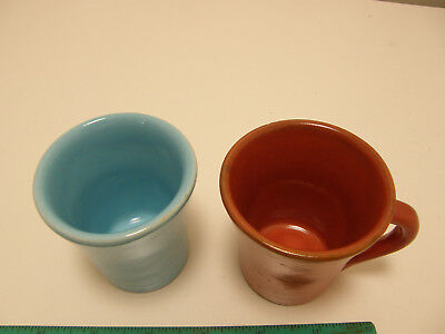Authentic Catalina Island Pottery Cups, Lot #9