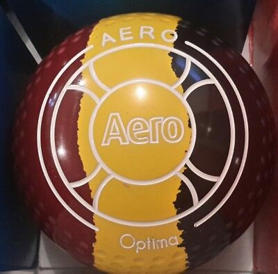 Aero Optima Size 4 heavy weight  with grips