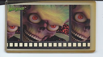 "1996 TOPPS- WIDEVISION-WARNER..  "" MARS ATTACKS "" Promo"