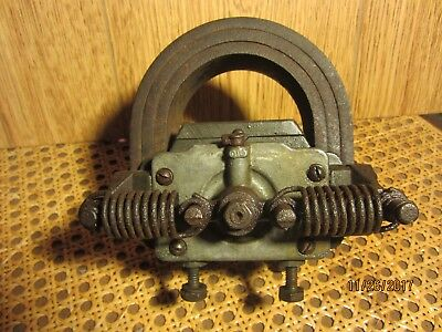 Antique Hit&Miss Stationary Gas Engine Webster Magneto Type L Hot Stover Old Mag