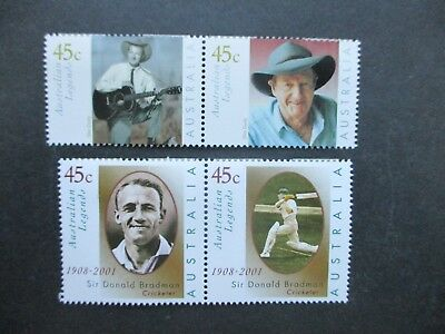 Australian Decimal Stamps Mint Hinged - Sets - Great Mix of Issues (A965)