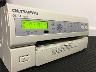 Olympus OEP-4 HDTV Color Video Medical Grade Endoscopy Printer - Excellent Cond!