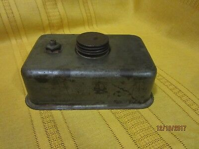 Antique Vintage Briggs& Stratton WMB Gas Fuel Tank Washing Machine Engine W/Tube