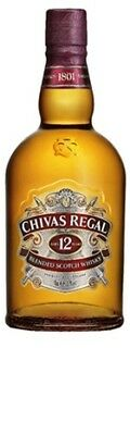 Chivas Regal 12YO Scotch Whisky 700mL ea - Spirits - Origin Scotland
