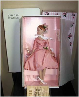 """Robert Tonner 10"""" TINY KITTY Collier Doll TOUCH OF CLASS, NEW in Box!"""