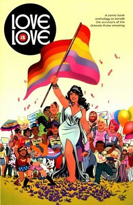 Love Is Love by Marc Andreyko 9781631409394 (Paperback, 2017)