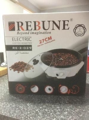Rebune Coffee Roaster