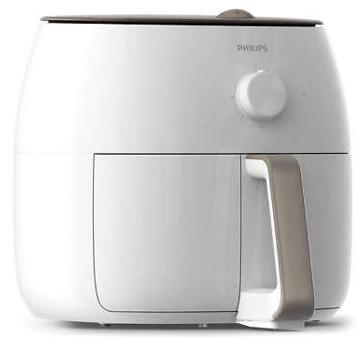 PHILIPS Viva Collection Airfryer XXL HD9630/20 TurboStar Fritteuse 2225 Watt