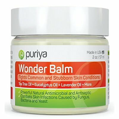 Puriya Antifungal Wonder Balm (2.0oz)