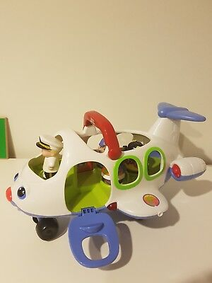 Fisher Price Little People Plane set