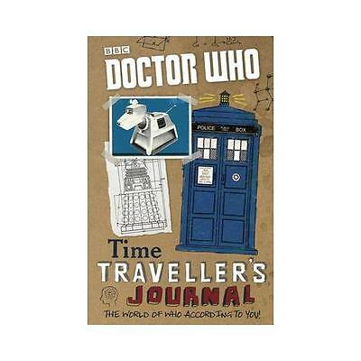 Doctor Who: Time Traveller's Journal by Barnes, Natalie