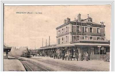 27.serquigny.la Gare.train