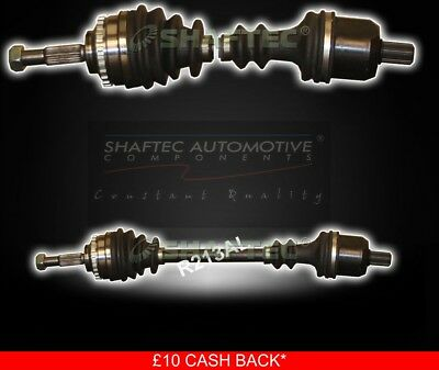 RENAULT KANGOO FC0 1.4 Drive Shaft Front Left 97 to 08 With ABS Auto Driveshaft