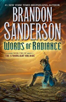 Words of Radiance Book Two of the Stormlight Archive 9780765326362