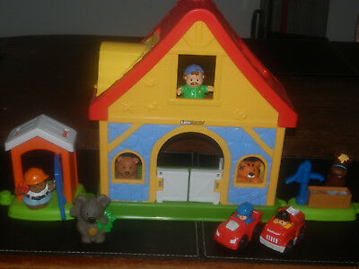 Fisher Price Little People Farm House Playset