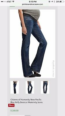 Citizens Of Humanity Maternity Jeans NWT Size 31