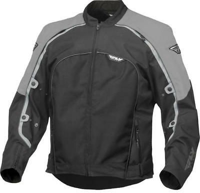 Fly Racing Butane 4 Jacket Gunmetal/Black Small