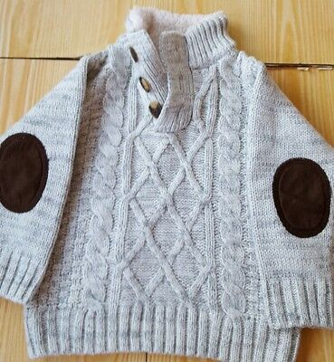 Boys jumper 9-12 months