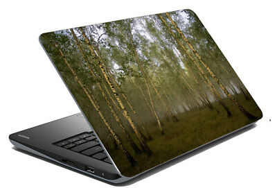 "Forest Laptop Skin Notebook Protector Cover Decal Fit 14.1"" - 15.6"""