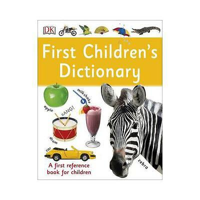 First Children's Dictionary by DK