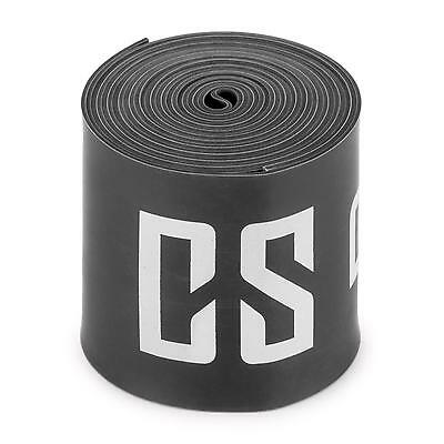 Capital Sport Kompressionsband Taping Floss Band Functional Fitness 2M Schwarz