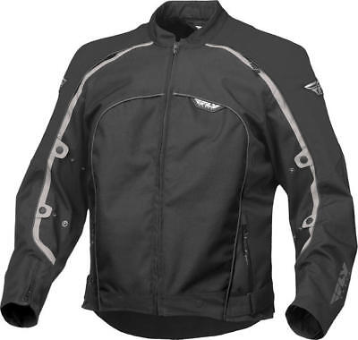 Fly Racing Butane 4 Jacket Black Small