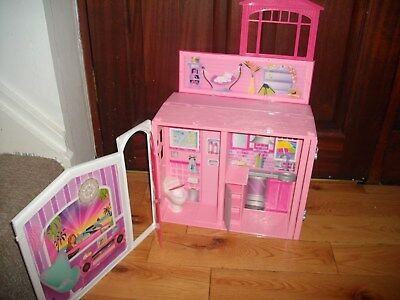 Mattel Barbie Glam beach house