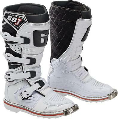 Gaerne Youth SG-J Boots White 6 US