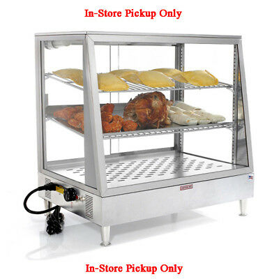 """Carib 172524SL - Warming Display Case 24"""" - In-Store Pickup Only"""