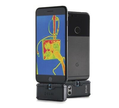 FLIR ONE PRO Thermal Imaging Camera Attachment iOS
