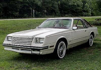 1980 Dodge Other all extras 1980 Dodge Mirada