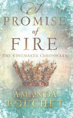 A Promise of Fire by Amanda Bouchet 9780349412528 (Paperback, 2017)
