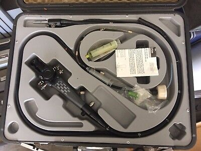 Olympus endoscopes 8 sigmoidoscopes 2 colonoscopes 1 bronchoscope