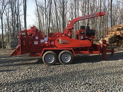2014 Morbark M18R Chipper