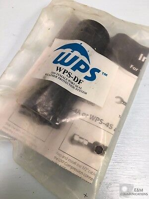 Lot Of 4 Wps-Df Jma Weather Protection System 1/2-Inch Din Female Seal New!