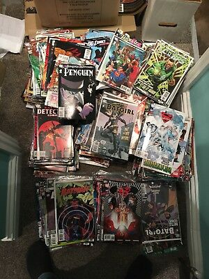 Comic Lot - over 500 DC Marvel etc