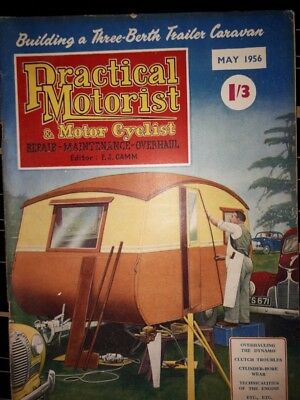 practicle motorist magazine and motorcycle  may 56