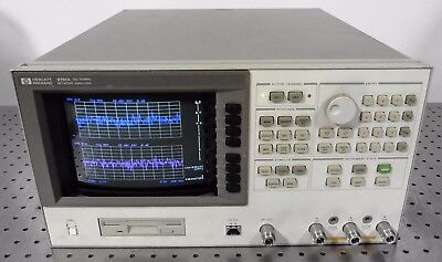 G145653 Agilent HP 8751A Network Analyzer 5Hz-500MHz