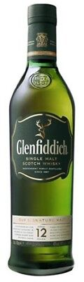Glenfiddich 12YO Single Malt Scotch Whisky 700mL ea - Spirits - Origin Scotland