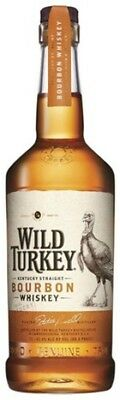 Wild Turkey Bourbon Whiskey 700mL ea - Spirits - Origin United States
