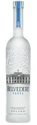 Belvedere Vodka 700mL ea - Spirits - Origin Poland