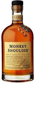 Monkey Shoulder Blended Malt Scotch 700mL ea - Spirits - Origin Scotland