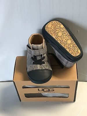 Ugg  Baby Roldan Blue Grey Reg $60 Now 22.99 Last One!
