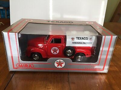 Texaco diecast collectible 1953 Chevy tanker